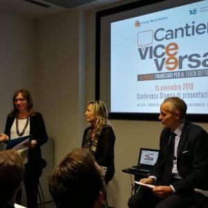 Cantieri ViceVersa – Network finanziari per il Terzo Settore