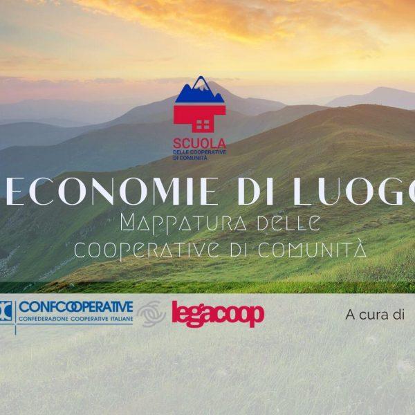 Economie di Luogo. Mappatura delle cooperative di comunità