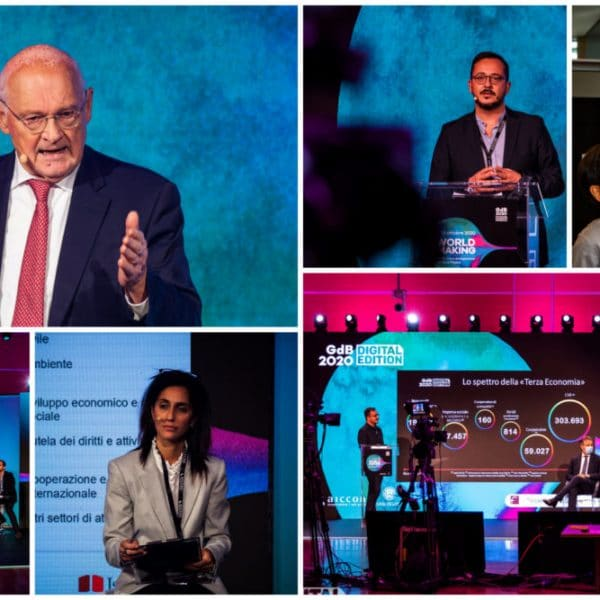 I video e i podcast delle GdB 2020