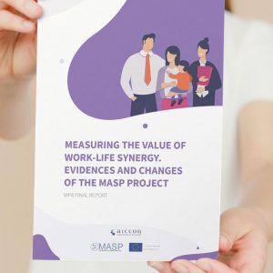 Pubblicato il Report di Impatto Sociale del progetto MASP